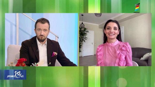 """Interviu exclusiv cu Lilu, la Prima Oră. Detalii neștiute din culisele emisiunii """"100 de moldoveni au zis"""""""
