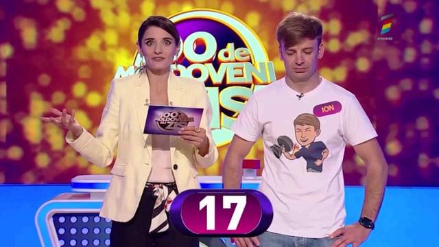 """Lilu, șocată de răspunsul unui concurent la """"100 de moldoveni au zis"""". Vezi care a fost acesta"""