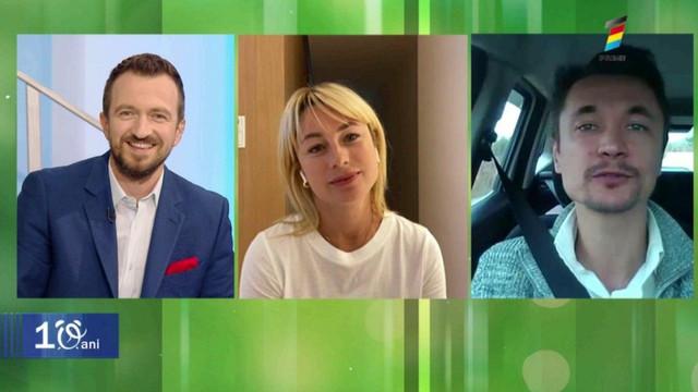 """""""Loteria Națională"""" revine la PRIME. Interviu exclusiv cu Mircea Marco și Natalia Gordienko despre noul sezon"""