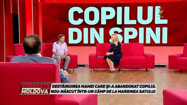 """Vorbește Moldova din 1 Octombrie 2020 """"COPILUL DIN SPINI"""" - Partea 1"""