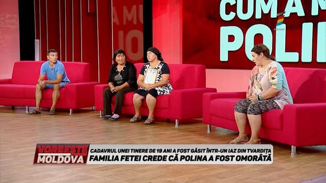 """Vorbește Moldova din 22 Octombrie 2020 """"CUM A MURIT POLINA?"""" - Partea a 2-a"""