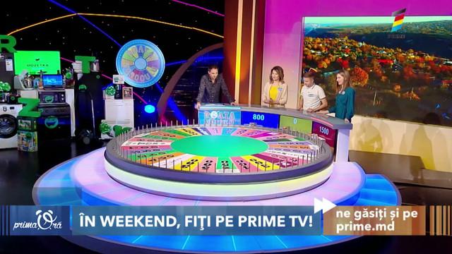 În acest weekend, fii cu ochii pe Prime TV. Iată ce surprize vă așteaptă