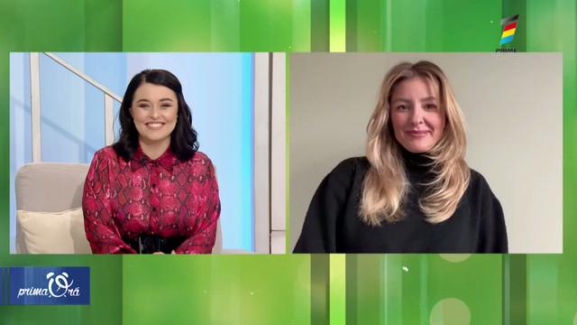 Interviu exclusiv cu Ana Ciorici, la Prima Oră. Află cum este să-ți menții afacerea la distanță pe timp de pandemie