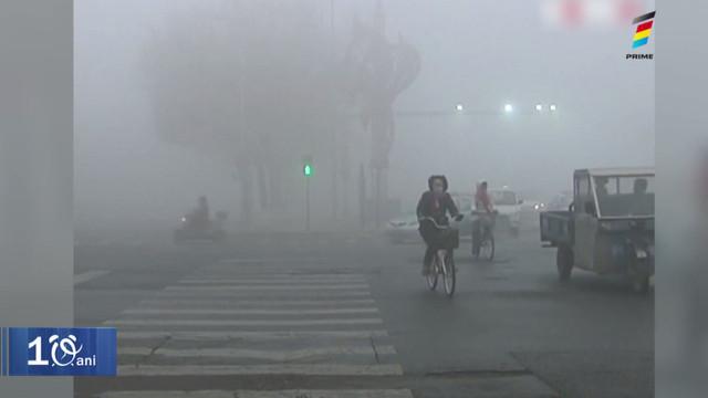 Cum conducem pe timp de ceață. Sfaturi utile de la specialiști
