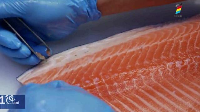 Cum alegem corect un pește sănătos