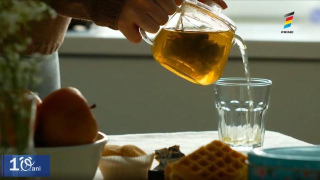 Studiu: Consumul zilnic de ceai și cafea scade riscul de deces