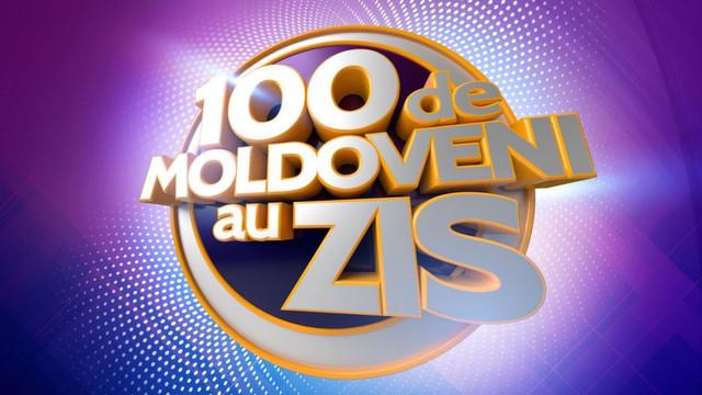 """Bătălie mare la """"100 de moldoveni au zis"""". Foștii prezentatori s-au duelat în cadrul emisiunii pe care au prezentat-o în trecut"""
