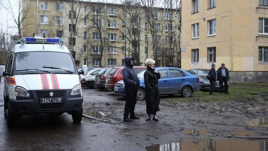 В Санкт-Петербурге мужчина взял в заложники шестерых детей