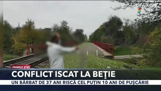 Crimă odioasă la beție! Un individ, originar din raionul Ștefan Vodă, și-ar fi omorât în bătaie amicul de pahar