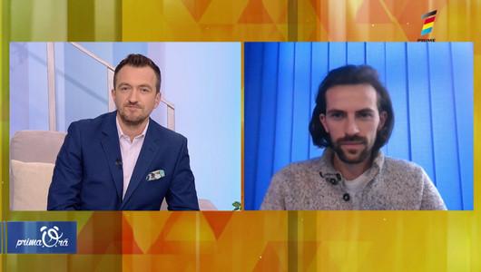 Interviu cu Valeriu Istrati despre sanctuarul de cai de la Râșcova
