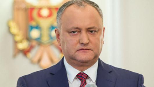 Судьи Апелляционной палаты признали недопустимыми жалобы Игоря Додона о фальсификации выборов