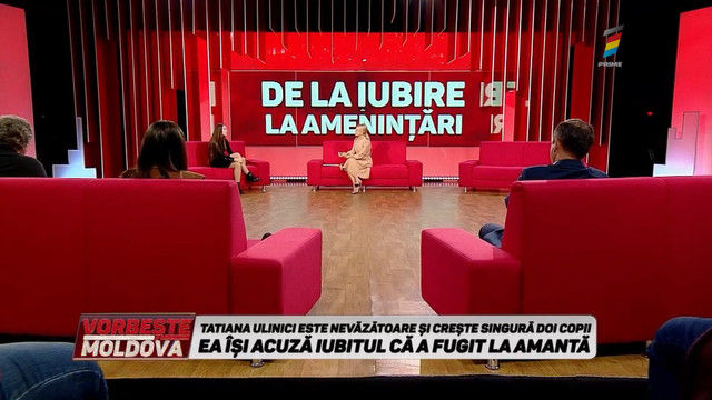 """Vorbește Moldova din 26 Noiembrie 2020. """"DE LA IUBIRE LA AMENINȚĂRI"""" - Partea 1"""