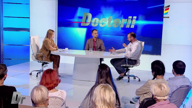 Interviu cu Sergiu Grati, la Doctorii. Ce sunt protezele faciale