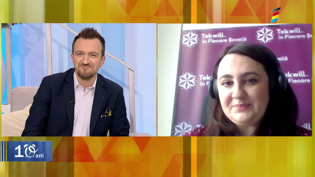 """Interviu cu Tatiana Alexeev despre proiectul """"Tekwill în fiecare școală"""""""