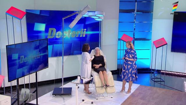 Interviu cu Cristina Cotruța, la Doctorii. Tot ce trebuie să știi despre toxina botulinică