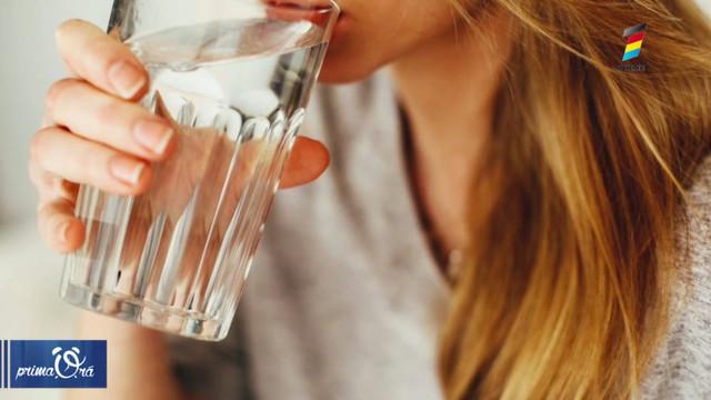 Când nu avem voie să bem apă? Iată ce trebuie să știi