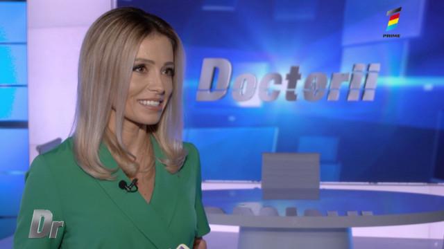 O zi din viața prezentatoarei emisiunii Doctorii, Livia Pavelescu. Află secretul care o menține în formă