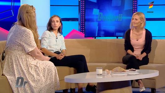 Interviu cu Mariana Braga Chiosa și Doina Ababei Petru despre experiența de a deveni vegan în țara noastră