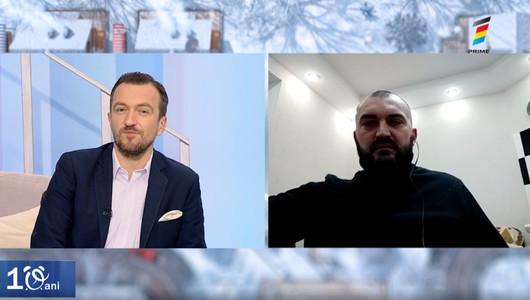 Interviu cu Dumitru Acriș, la Prima Oră. Când și unde va avea loc premiera noului său spectacol