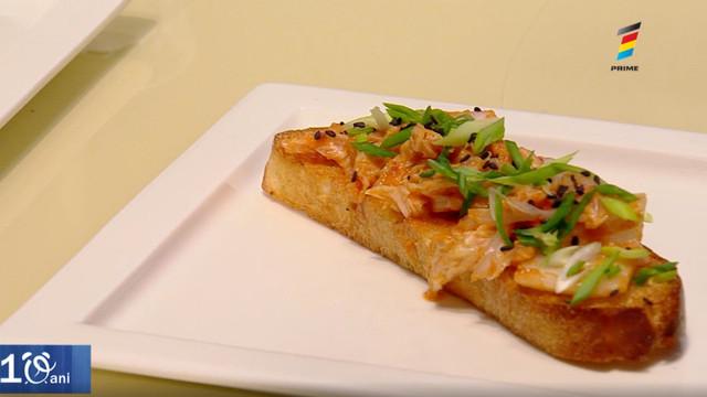 """Rețeta de la Prima Oră. Cum pregătim salată """"Kimchi"""""""