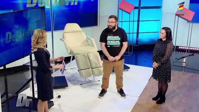 Interviu cu Vladimir Botezatu despre beneficiile exercițiilor kinetoterapeutice
