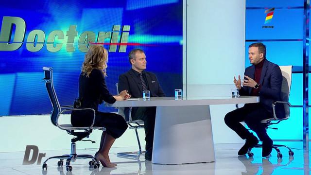 Interviu cu Maxim Calaraș și Lilian Guțu, la Doctorii. Tot ce trebuie să știi despre cancerul de col uterin