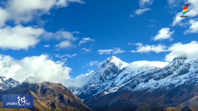 Topul celor mai înalți munți din lume