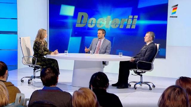 Interviu cu Lilian Gutu și Maxim Călăraș despre cancerul endometrial