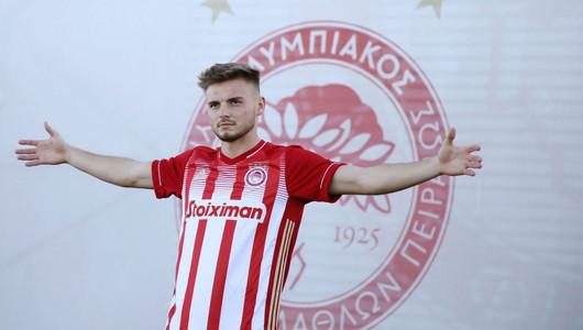 Олег Рябчук стал лучшим футболистом Молдовы 2020 года
