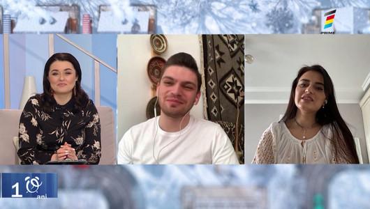 Interviu cu Mihaela Tabură și Laurențiu Marian, la Prima Oră. Detalii exclusive despre noul lor videoclip