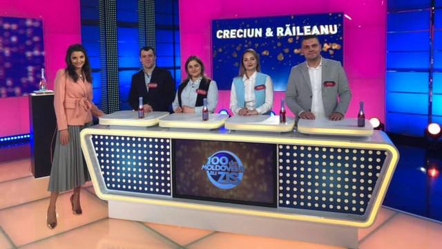 FAMILIA LĂPUȘNEANU vs FAMILIA CRECIUN & RĂILEANU - 28 februarie 2021. Partea a 2-a