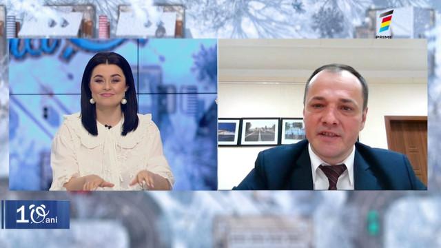 Interviu cu Sergiu Pânzaru despre conferința anuală a asociațiilor utilizatorilor de apă pentru irigații