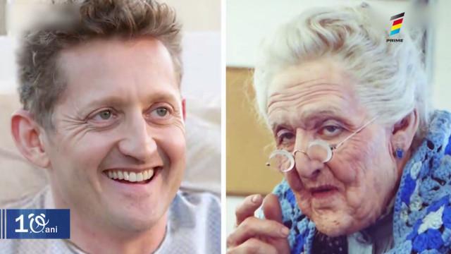 Vrăjitorul de la Hollywood. Un make-up artist transformă orice actor într-un bătrân