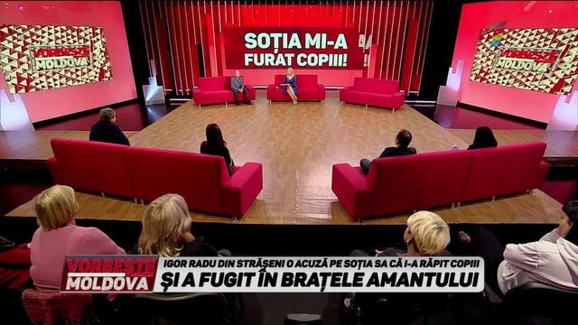 """Vorbește Moldova din 8 Martie 2021. """" SOȚIA MI-A FURAT COPIII!"""" - Partea 1"""
