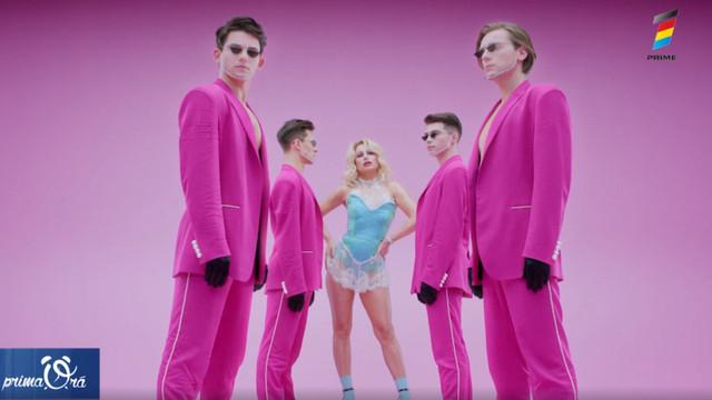 Sugar! Vezi cu ce piesă Natalia Gordienko ne va reprezenta țara la Eurovision