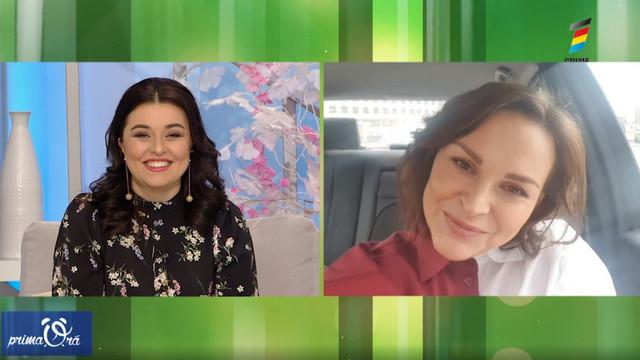 Ce a învățat Cristina Scarlat de la mama sa și vrea ca să transmită fiicei sale