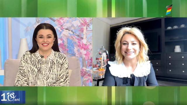 Interviu exclusiv cu Natalia Gordienko despre piesa cu care ne va reprezenta țara la Eurovision