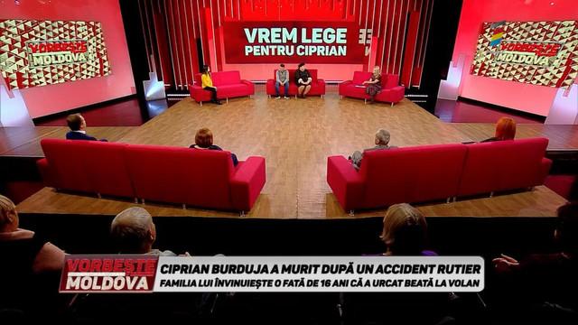 """Vorbește Moldova din 15 Aprilie 2021. """"MINORA, VINOVATĂ DE ACCIDENTUL ÎN CARE A MURIT FIUL LOR"""" - Partea 1"""