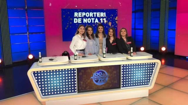 REPORTERI DE NOTA 11 vs AMICII PUBLICI - 9 aprilie 2021. Partea a 2-a