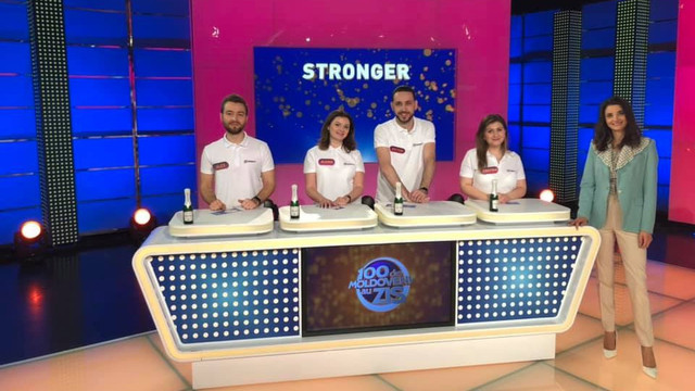 STRONGER vs TOGETHER - 10 aprilie 2021. Partea a 2-a