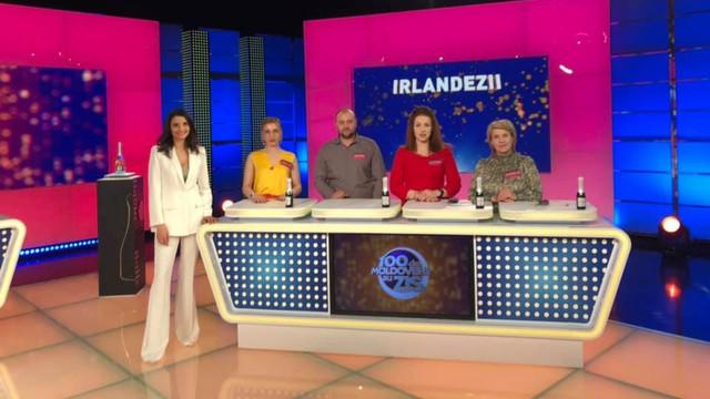 CUSCRII vs IRLANDEZII - 18 aprilie 2021. Partea 1
