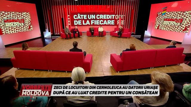 """Vorbește Moldova din 22 Aprilie 2021. """"CÂTE UN CREDIT DE LA FIECARE"""" - Partea 1"""