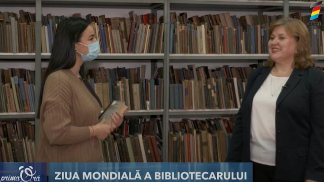 Cum a afectat pandemia bibliotecile din Chișinău. Aflăm de la Elena Pintilei