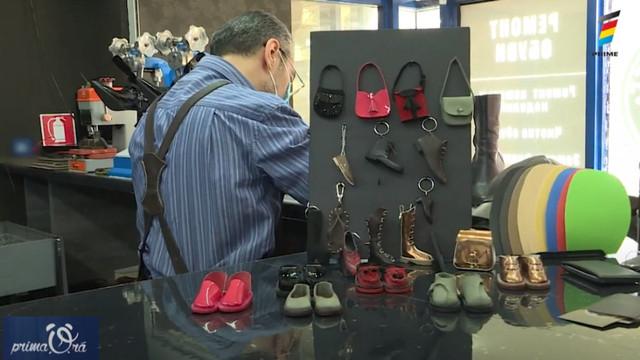Și păpușile vor să fie stilate! Meșterul Armen Martirosian le transforma în adevărate fashioniste