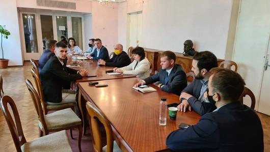 Trei partide unioniste au inițiat discuțiile pentru a participa împreună la alegerile parlamentare anticipate