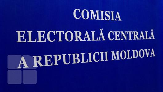 Comisia Electorală Centrală începe înscrierea candidaților la alegerile anticipate