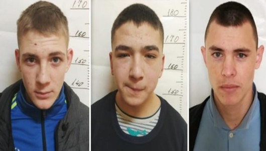 Cei trei deținuți, evadați din Penitenciarul Goian, au fost reținuți