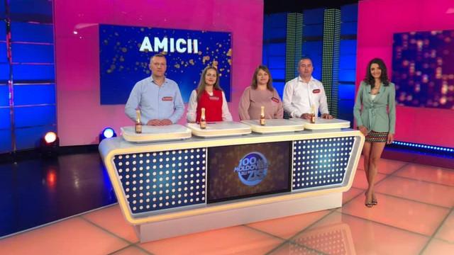 AMICII vs CUMNAȚII - 8 mai 2021. Partea a 2-a
