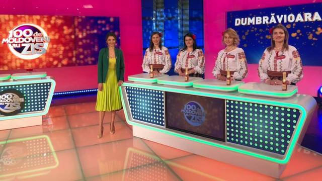 MĂRGĂRITARELE vs DUMBRĂVIOARA - 9 mai 2021. Partea a 2-a