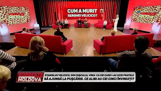 """Vorbește Moldova din 18 Mai 2021. """"CUM A MURIT SERGHEI VELICICO? CONTINUARE"""" - Partea a 2-a"""